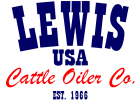 Lewis Cattle Oiler ⋆ Made in the USA
